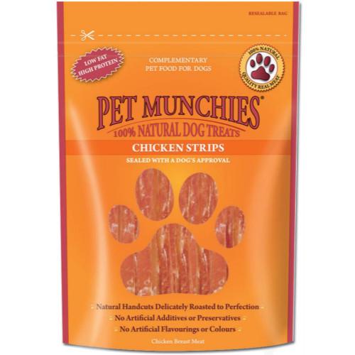Pet Munchies Natural Chicken Dog Treats