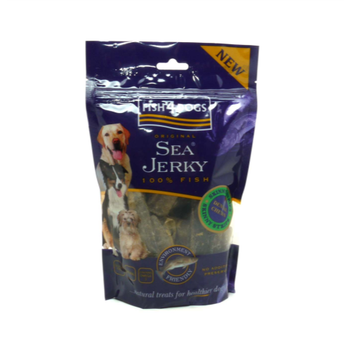 Fish4Dogs Sea Jerky Skinny Strips 100g