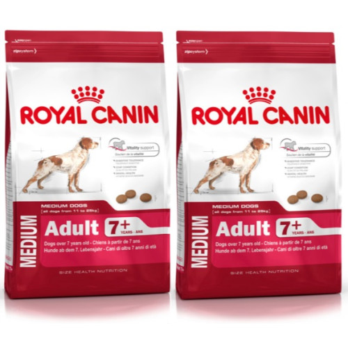 Royal Canin Medium Adult 7+ Dog Food