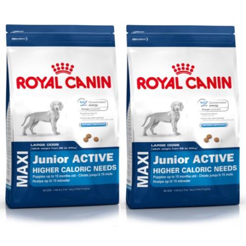 Royal Canin Maxi Junior Active Dog Food From 163 19 59