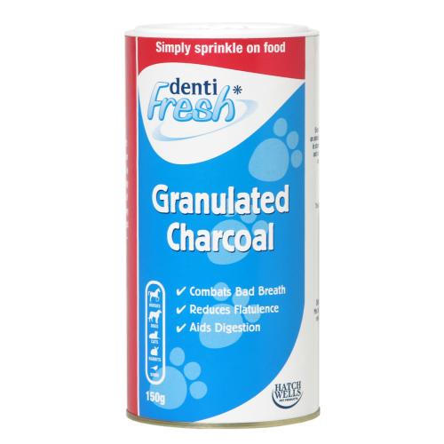 Dentifresh Pet Granulated Charcoal 150g