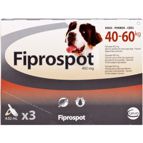 Fiprospot Spot On Dog