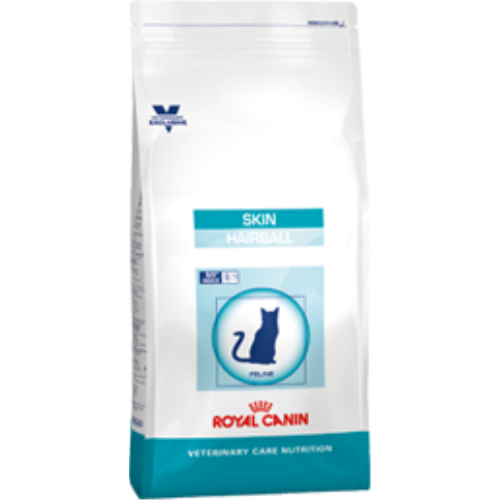 Royal Canin VCN Skin & Hairball Cat Food 1.5kg