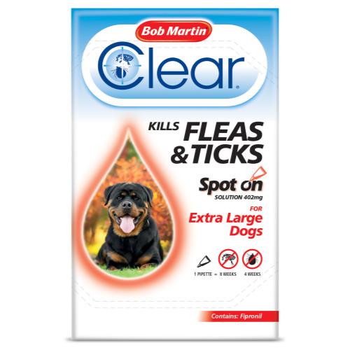 Bob Martin Flea Clear Spot On Dog