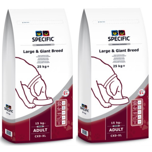 Specific Cxd Xl Large Amp Giant Breed Adult Dog Food From 163