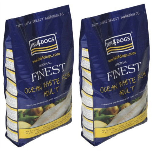 Fish4Dogs Finest Ocean Fish Dog Food