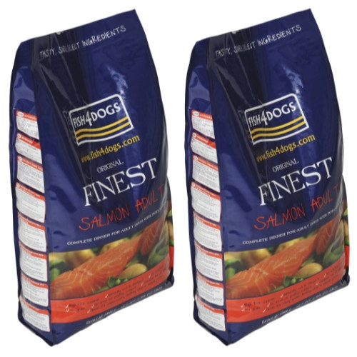 Fish4Dogs Finest Salmon Dog Food