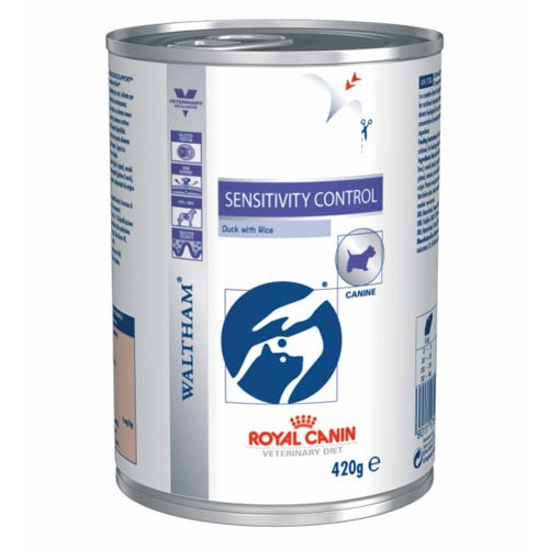 Royal Canin Veterinary Sensitivity Control Cans