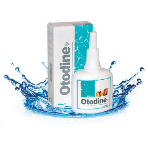 Otodine Ear Cleansing Solution for Cats & Dogs