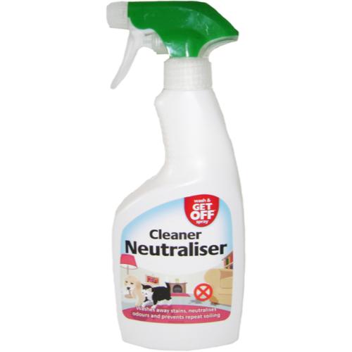 Wash & Get Off Cleaner Neutraliser Spray 500ml