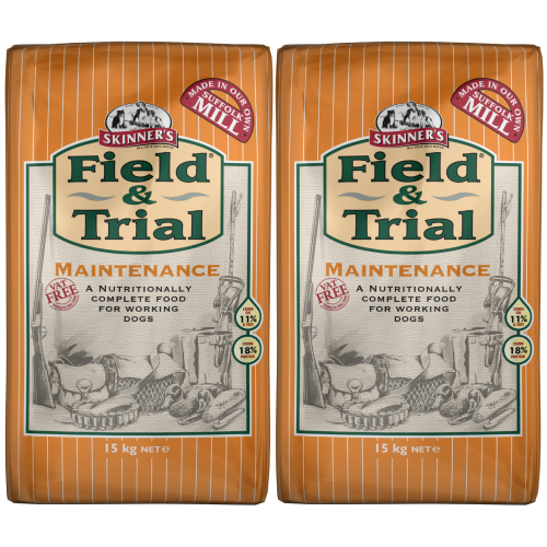 Skinners Field & Trial Maintenance Adult Dog Food 15kg x 2