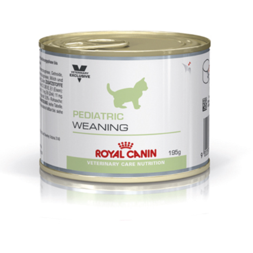 Royal Canin VCN Pediatric Weaning Cans Kitten Food 195g x 12