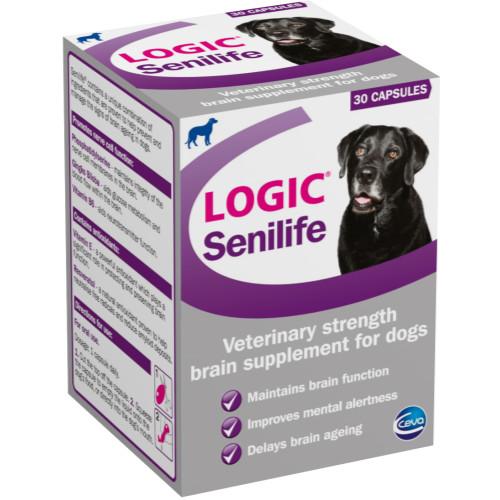 Logic Senilife Senior Dog Supplement
