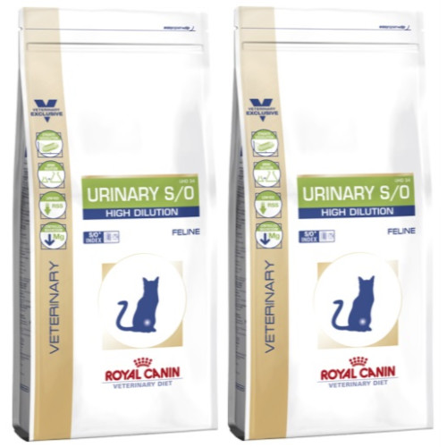 Royal Canin Veterinary Diets Urinary SO High Dilution Cat Food