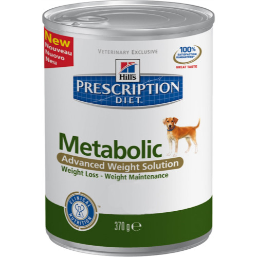Hills Prescription Diet Canine Metabolic Canned