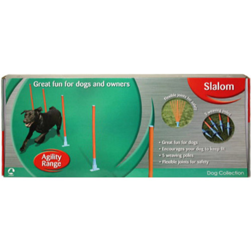Rosewood Agility Slalom for Dogs