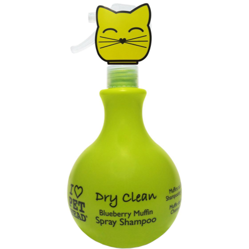Pet Head Dry Clean Cat Shampoo Spray 450ml