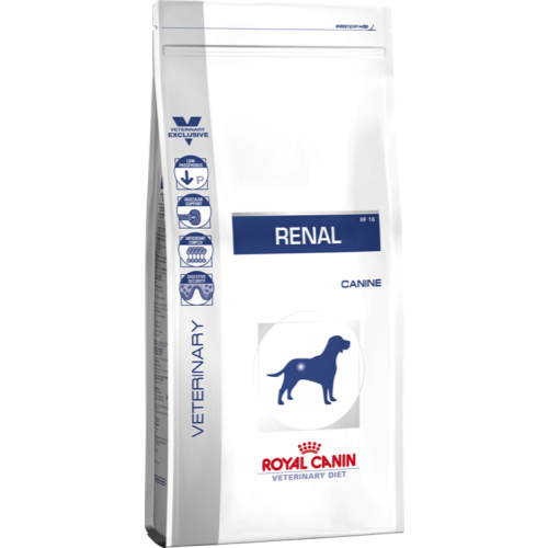 Royal Canin Veterinary Renal RF14 Dry Adult Dog Food 14kg x 2