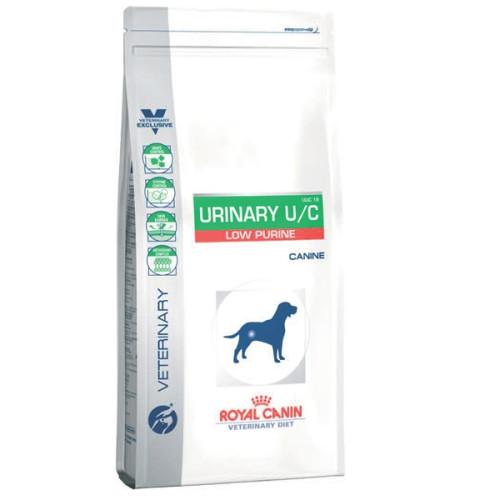 Royal Canin Veterinary Urinary UC 18 Low Purine Dog Food