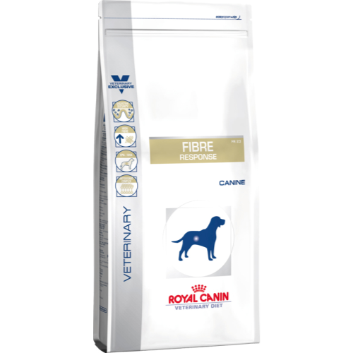Royal Canin Fibre Response FR 23 Dog Food 14kg x 2