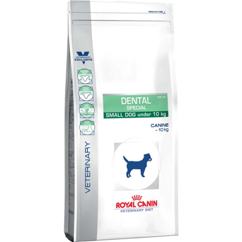 Royal Canin Dental Special DSD 25 Small Dog Food 3.5kg x 2