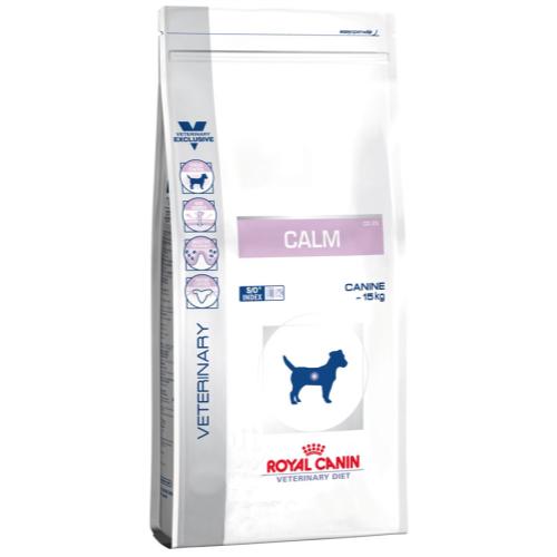Royal Canin Calm CD 25 Dog Food 4kg x 2