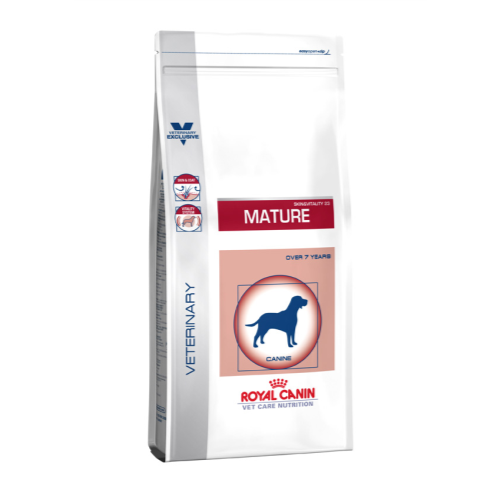 Royal Canin VCN Senior Consult Mature Medium Dog Food 10kg x 2