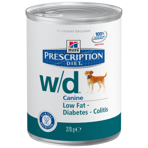 Hills Prescription Diet Canine WD Canned
