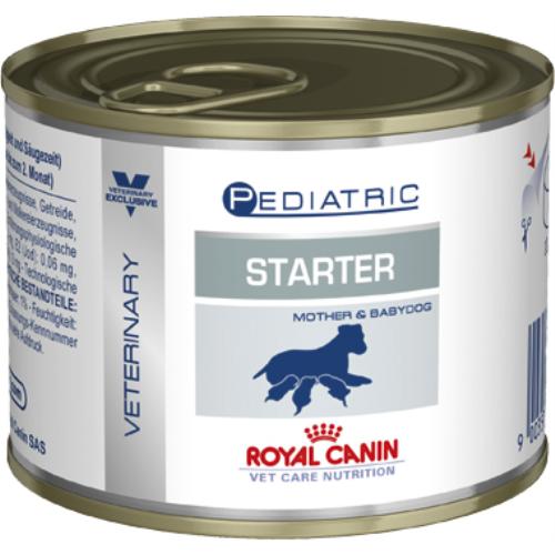 Royal Canin VCN Pediatric Starter Wet Dog Food 195g x 36