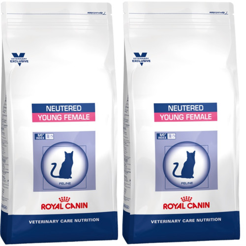 Royal Canin VCN Neutered Young Female Cat Food