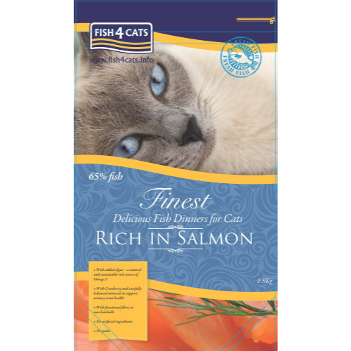Fish4Cats Finest Salmon Cat Food