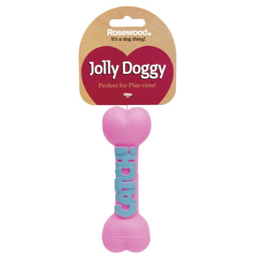 Rosewood Jolly Doggy Bone Puppy Toy