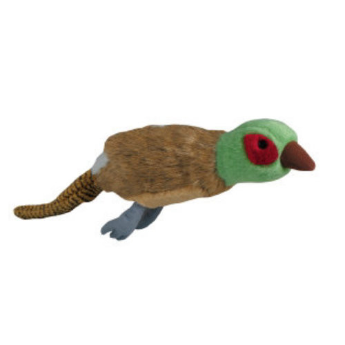 Migrator Birds Plush Pheasant Dog Toy