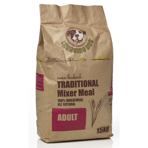 Laughing Dog Traditional Food Mixer Meal 15kg