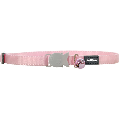 Red Dingo Cat Collar Plain Classic