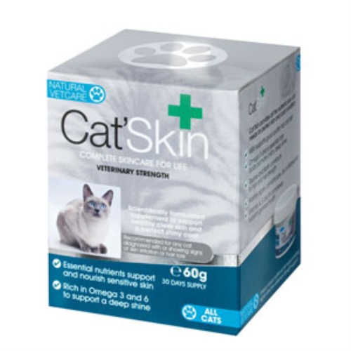 Natural Vetcare CatSkin 60g