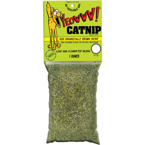 Yeowww Catnip Bag 1/2oz