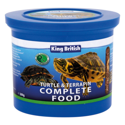 King British Turtle and Terrapin Food