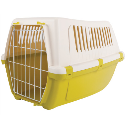 Rosewood Vision Plastic Cat Carrier