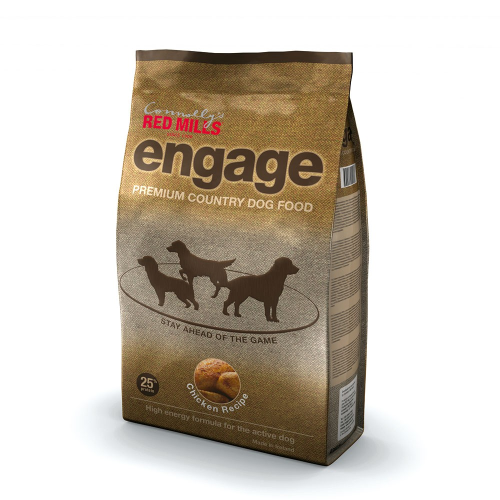 Red Mills Engage Chicken Adult Dog Food 15kg x 2
