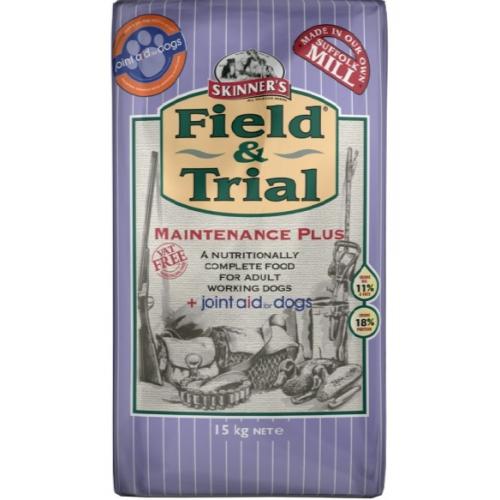 Skinners Field & Trial Maintenance Plus Adult Dog Food 15kg