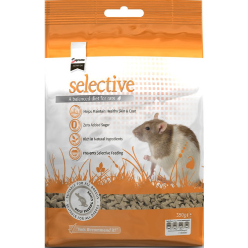Supreme Science Selective Rat Apple & Blackcurrant