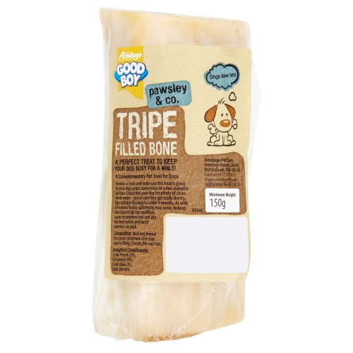 Good Boy Tripe Filled Calcium Bone