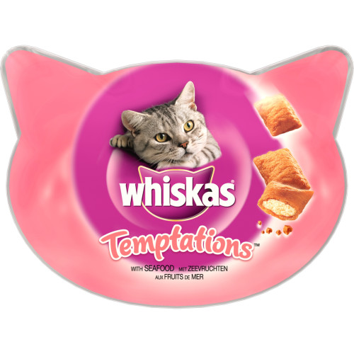 Whiskas Temptations Adult Cat Treats