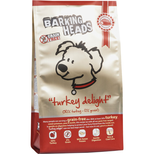 Barking Heads Grain Free Dog Food
