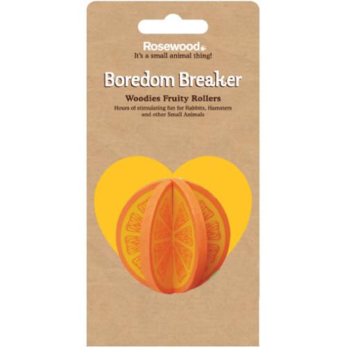 Rosewood Boredom Breakers Woodies Fruity Roller