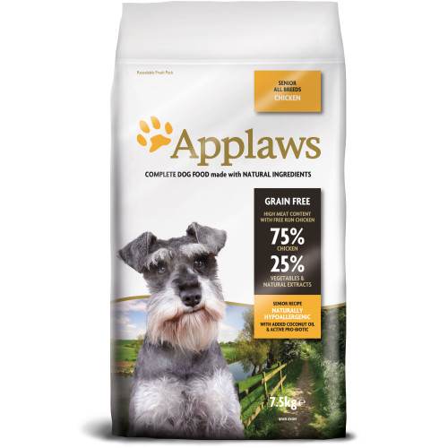 Applaws Chicken Senior Dry Dog Food