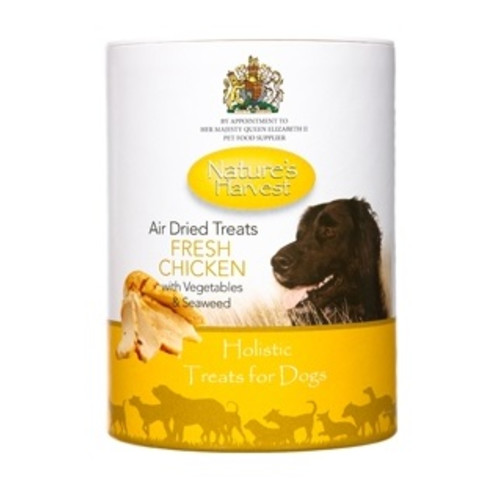 Natures Harvest Holistic Chicken & Vegetables with Seaweed Dog Treats
