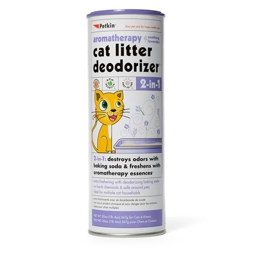 Petkin Lavender Cat Litter Deodoriser