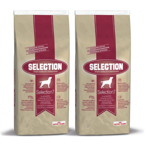Royal Canin Selection 7 Maintenance Dinner Adult Dog Food